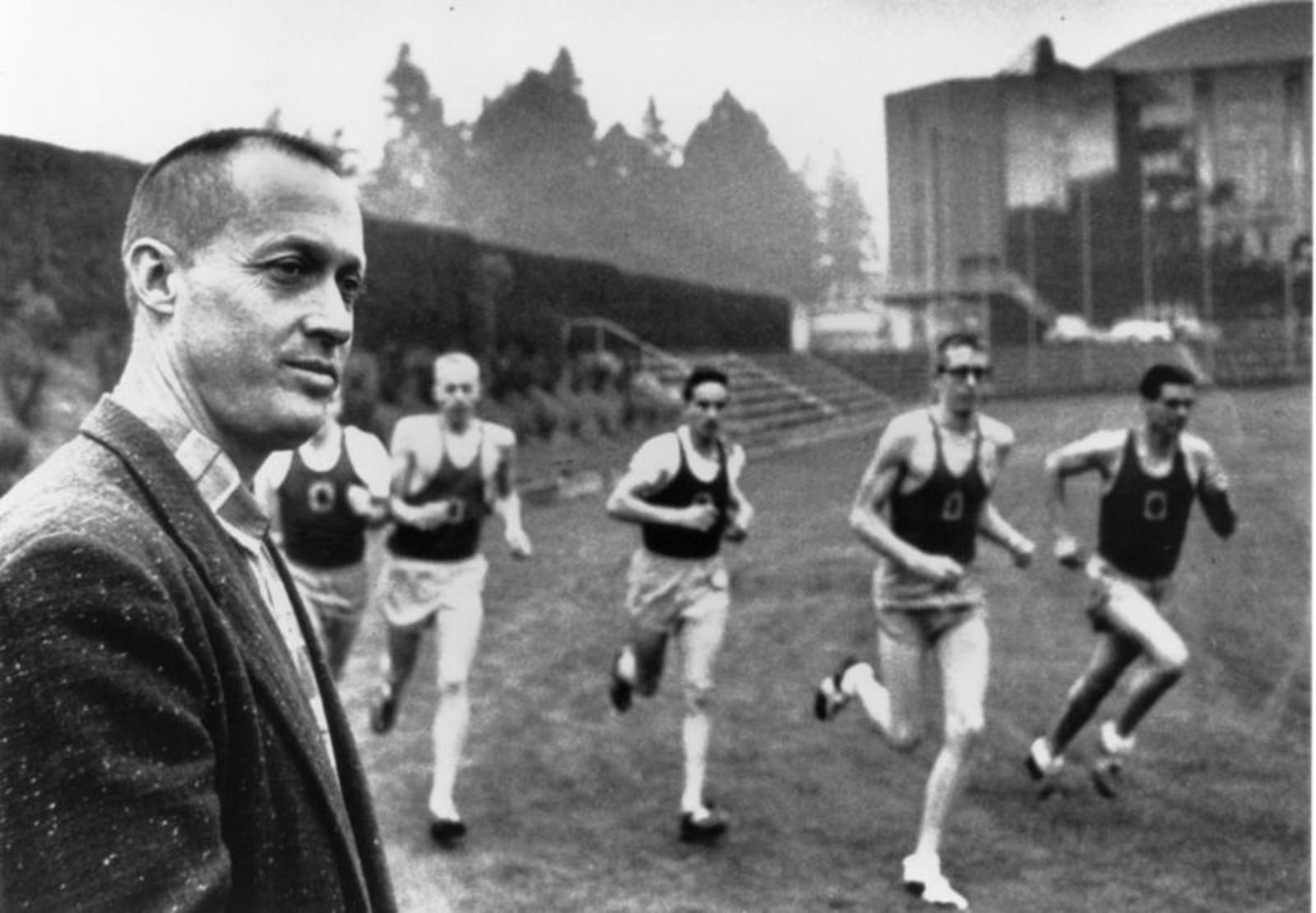 Bill Bowerman, Creator of Nike
