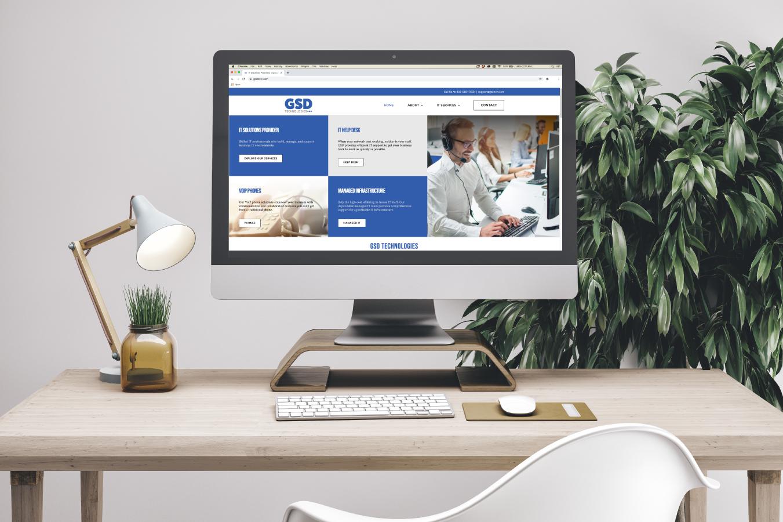 GSD Website Design