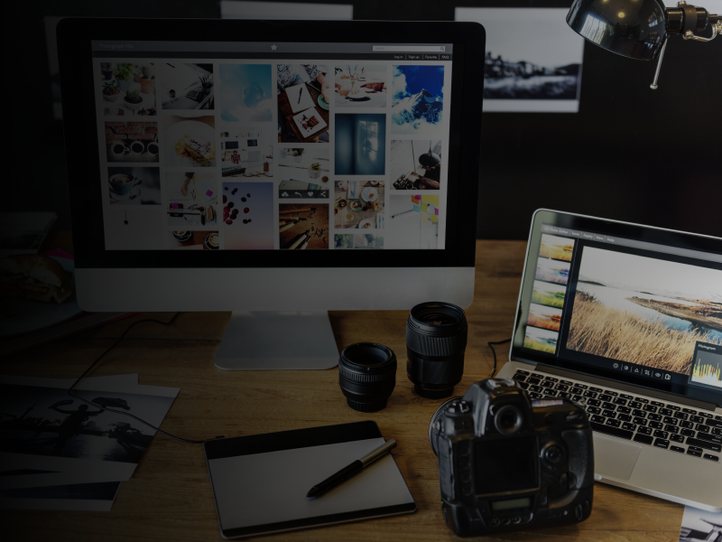 Laptop and Desktop