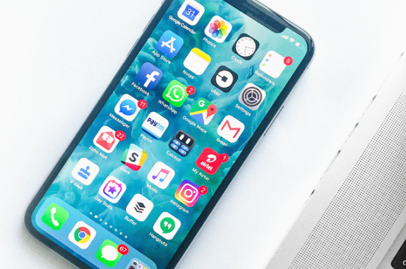 Smart Phone Screen