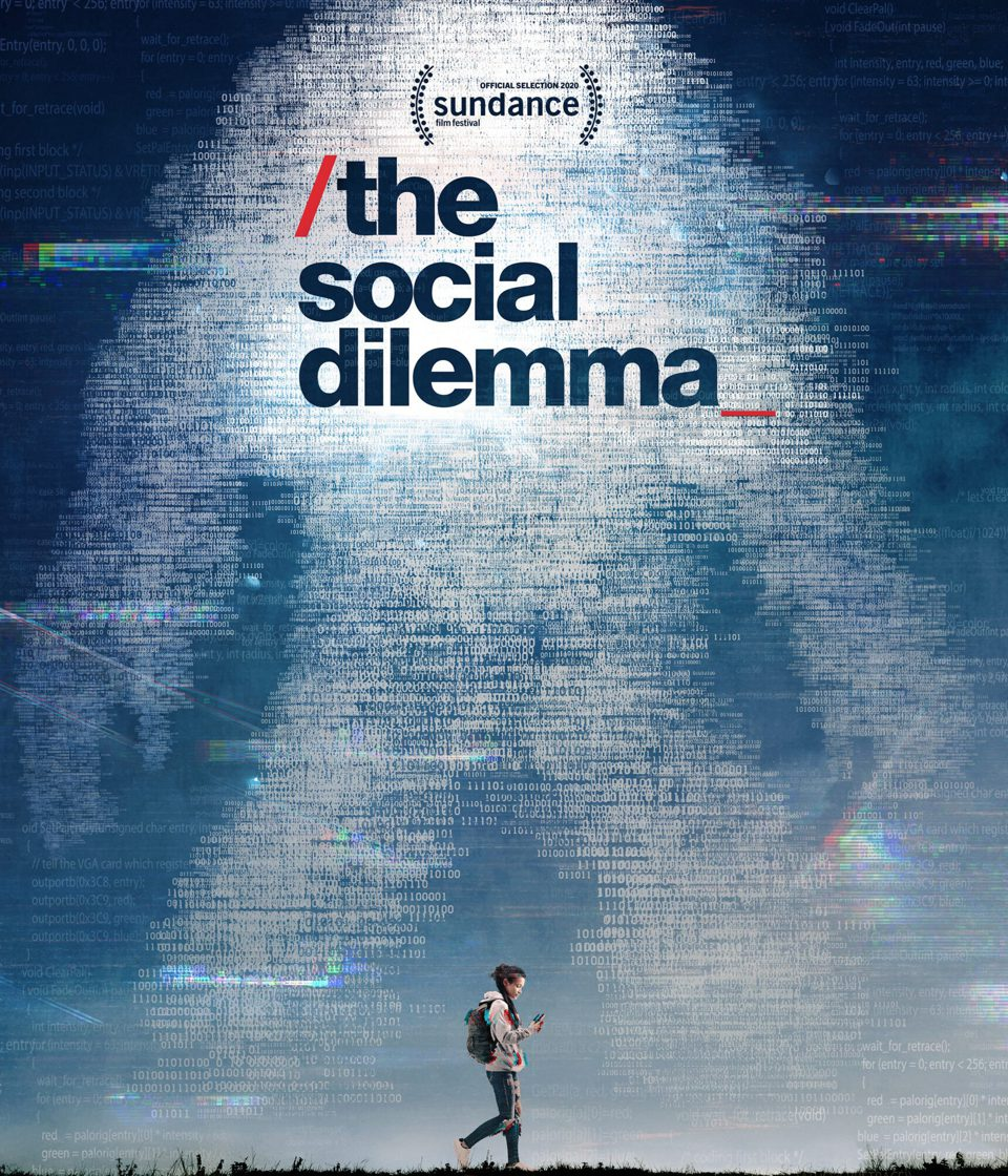 The Social Dilemma Movie Cover
