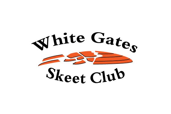 White Gates Skeet Club Logo