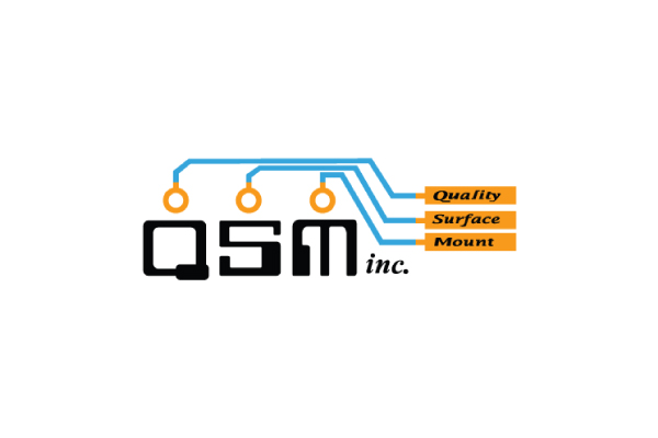 Quality Surface Mount Logo